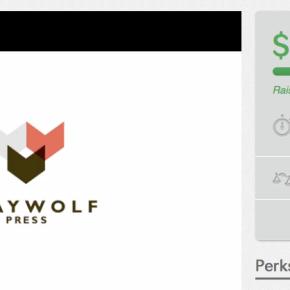Un nuovo sito per Graywolf press attraverso ilcrowdfunding.