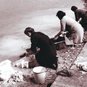 """Il 12 settembre 2014 """"Riduzione di fiume ad argine"""" di Lisa Batacchi per l'Estate Fiorentina2014"""