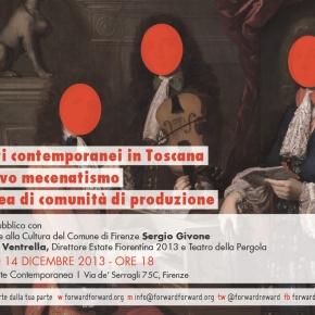 Un incontro pubblico con le Istituzioni e i curatori della Toscana – sabato 14 dicembre aFirenze