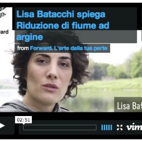 L'artista Lisa Batacchi spiega il suo progetto per l'Estate Fiorentina 2014 curato daForward