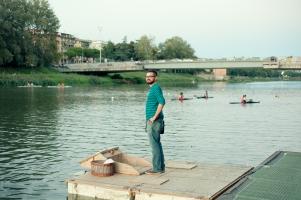Riduzione di fiume ad argine - 12-13-14 novembre - Estate Fiorentina 2014 - Canottieri Comunali
