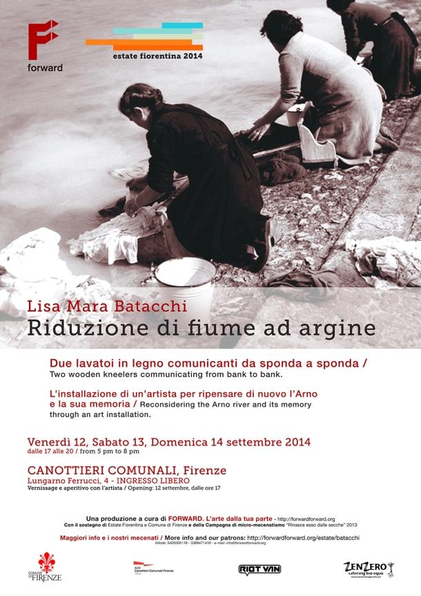 manifesto Batacchi A1 Forward