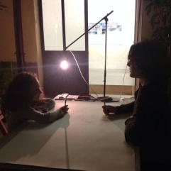 Lisa Batacchi Titolo: Not yet aware portraits, 2015 Tecnica: Performance / Disegno Numero: Serie in divenire Durata: Variabile Prezzo: 70€ / 90€ RICHIEDI INFORMAZIONI: info@forwardforward.org