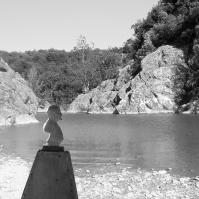 """Enrico Vezzi Titolo: Studio for """"Point Of Inaccessibility In My Mind"""", Tecnica: 5 foto in B&N, Dimensioni: 13x18 cm ognuna, con cornice Prezzo: 250€"""