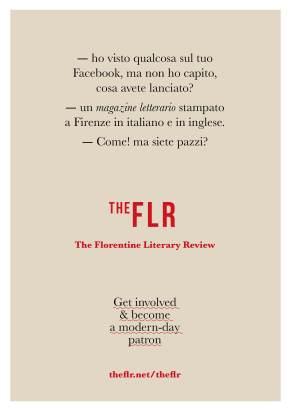 Domani 30 aprile la Prima Notte di#TheFLR