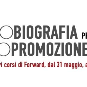 Due nuovi corsi per artisti e scrittori, a Firenze. Su autobiografia eautopromozione