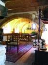 vista interno salone e pranzo