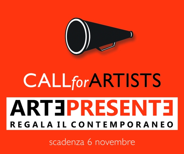 Call for Artists Arte Presente 2017